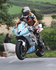 Maria Costello MBE is a British motorcycle racer who held the Guinness World Record for being the fastest woman to lap the Isle of Man TT course at an average speed of 114.73 mph until Jenny Tinmouth took the record at the 2009 TT