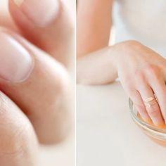 Jak zapuścić zdrowe i długie paznokcie w 10 dni? Tania megamikstura Makeup Inspo, Manicure, Hair Beauty, Make Up, Wedding Rings, Healthy, Diy, Nail Bar, Nails