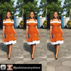 The Hottest and Trendy Ankara Styles To Wear in the Year 2017 - Wedding Digest Naija African Print Dresses, African Print Fashion, Africa Fashion, African Fashion Dresses, African Dress, Ankara Fashion, African Prints, African Attire, African Wear