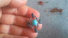 Tutorial anello e orecchino etrusca. ...briga  bijoux