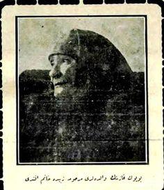 Ulu Önder Atatürk'ün annesinin pek de fazla bilinmeyen bir fotoğrafı.