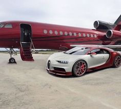 Bugatti Chiron that matches your private jet - https://www.luxury.guugles.com/bugatti-chiron-that-matches-your-private-jet/