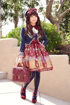 ♡♥angelic mint kismet pretty♥♡   little-gnarwhal: I love the colors of this coord!...
