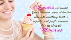 Cupcake Quotes, Something Sweet, Food And Drink, Cupcakes, Drinks, Celebrities, Birthday, Drinking, Cupcake Cakes