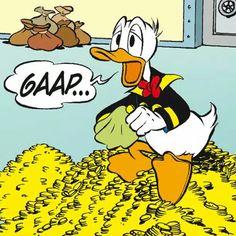 Donald Duck Walt Disney, Disney Duck, Disney Pixar, Disney Magic, Disney Best Friends, Mickey Mouse And Friends, Donald And Daisy Duck, Tweety, Scrooge Mcduck