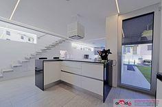 Arredo per residenza privata, Pianezzo, 2014 - archidé - interior design - Cappa #falmec Rubik E.ion