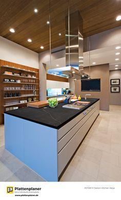 RS11061 © Dekton Kitchen Kelya #plattenplaner #arbeitsplatte #küche  #küchenarbeitsplatte