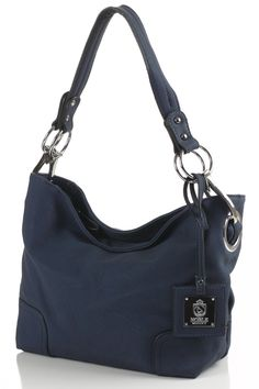 Noble Mount Simple Classic Everyday Hobo/Handbag - Colors Available  Sale: $29.99