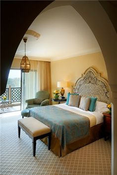 Our honeymoon tip is the One Royal Mirage, probably the least bling but most beautiful resort in Dubai #holiday #wedding #luxury