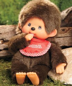 Monchhichi OMG ur mother carried one of these around ALL thru her childhood!