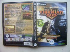 Command and Conquer Tiberian Sun Plus Firestorm Mission CD