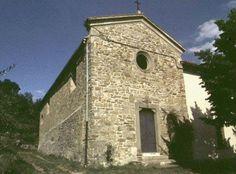 Casa parrocchiale di FALGANO a Rufina (Firenze)
