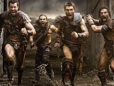 spartacus dizi öneri