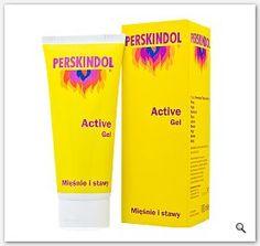 Perskindol Active Classic Gel żel na mięśnie stawy - bóle mięśniowe stawowe 100ml