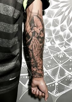 wrist covering wrist tattoo wrist tattoo template wrist realistic tattoo Ta Source by MruSleevetattoos Forarm Tattoos, Forearm Sleeve Tattoos, Best Sleeve Tattoos, Tattoo Sleeve Designs, Tattoo Designs Men, Mens Wrist Tattoos, Jesus Tattoo Sleeve, Jesus Forearm Tattoo, Forearm Tattoos For Guys