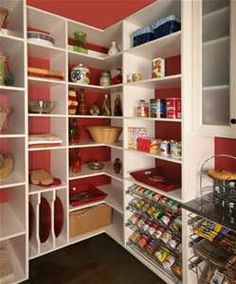 kitchen pantry designs - - Yahoo Image Search Results