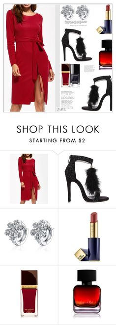 """""""Special Days"""" by mycherryblossom ❤ liked on Polyvore featuring Estée Lauder, Tom Ford and The Collection by Phuong Dang"""
