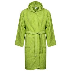 Egyptian Hooded Lime Green Bath Robes Men/Women – Linen and Bedding Best Linen Sheets, Fitted Bed Sheets, Grey Bedding, Linen Bedding, Bed Linen, Luxury Bedding, Bedding Sets, Luxury Linens, Plaid Bedding