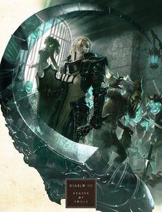 Diablo III -  Reaper of Souls by Kaiz0.deviantart.com on @deviantART
