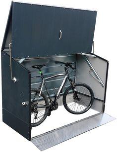 fahrradgarage fahrradbox sylt f r 4 5 fahrr der r der version f r 7 8 fahrr der auf anfrage. Black Bedroom Furniture Sets. Home Design Ideas