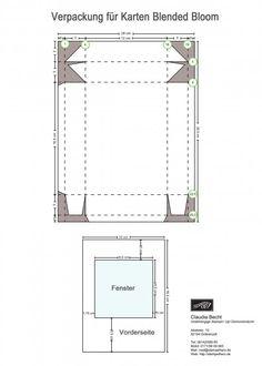 Anleitung frhlingshafte serviettenhalter mit produkten von silhouette studio designer edition schnittmuster fr die karte ccuart Images