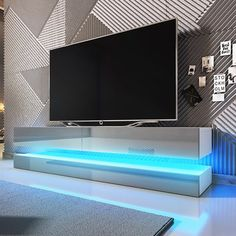 TV-Lowboard Aviator für TVs bis zu 50 – Anime pictures to hairstyles Tv Unit Design, Tv Wall Design, Ceiling Design, Living Room Tv, Living Room Modern, Tv Stand With Bracket, Küchen In U Form, Bedroom Tv Stand, Swivel Tv Stand