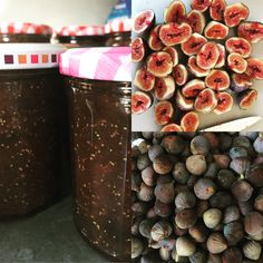 From Figs to Jam, all made with passion and love Fig Jam, French Interior, South Of France, Figs, B & B, Bed And Breakfast, Passion, Boutique, Luxury