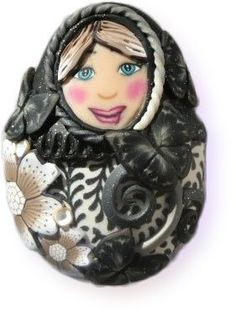 Polymer Clay Daily - Polymer art curated by Cynthia Tinapple