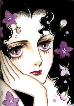 The 24 nengumi: The Female Progenitors of Shôjo Manga - illustrations Manga Art, Illustration, Retro Art, Cute Art, Manga Illustration, Shojo Manga, Pretty Art, Anime Drawings, Aesthetic Anime
