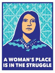 Melanie Cervantes: A Woman's Place