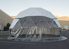 Vital Domes - Emergency Shelters