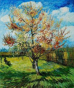 vincent van gogh paintings | Home > Paintings > vincent van gogh paintings > vincent van gogh pink ...