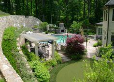 Popular Backyard Landscape Design for an Appealing Garden