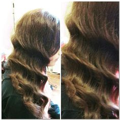 Vintage hair waves Www.traceyannahair.co.uk
