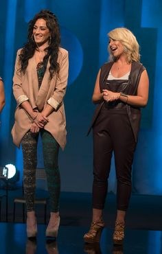 Kelly Dempsey Project Runway Season 14 Episode 10 loved those leather overalls