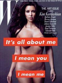 Kim Kardashian for W Magazine | www.piclectica.com #piclectica #KimKardashian #W
