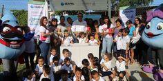 El Jardín de Niños Carmen Palafox estrena Bebederos Escolares