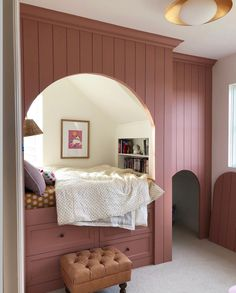 Colorful Shared Bedroom Plans for 3 Girls | In Honor Of Design