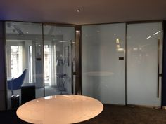 Bathroom Partitions Kent Washington switchable glass bathroom partition . when switch off,it is opaque