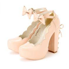 Cute gyaru shoes