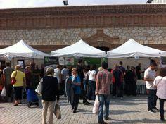 Matadero Madrid acoge a los productores de alimentos de la región
