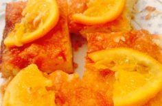 Η συνταγή της Ημέρας: Πορτοκαλόπιτα με φέτες πορτοκαλιού