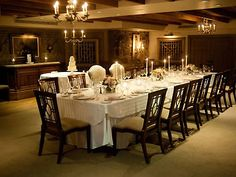 This is the room my reception will be in. The set up will look just like this. The Bernards Inn Bernardsville Weddings New Jersey Wedding Venues 07924