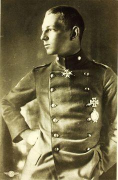 Erich Löwenhardt (7 April 1897 – 10 August 1918) was the 3rd highest German flying ace with 54 victories during the First World War, behind only Manfred von Richthofen and Ernst Udet.