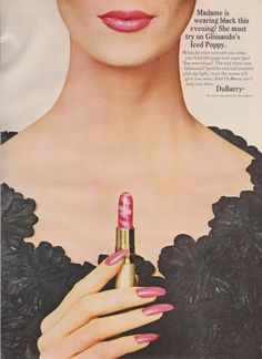 Spring Gift For Her Set of Three 1967 Lipstick by saffronfields