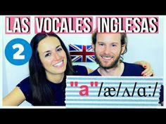 Aprende inglés online - Pronunciación de las Vocales - YouTube