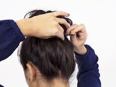 How To Sock Bun Hair Tutorial In 5 Crazy Easy Steps   Birchbox