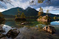Hintersee Lake, Germany