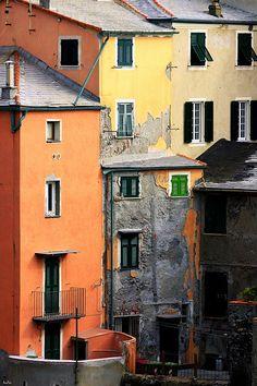 A Boccadasse, Genova