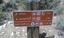 Went hiking in Big Bear